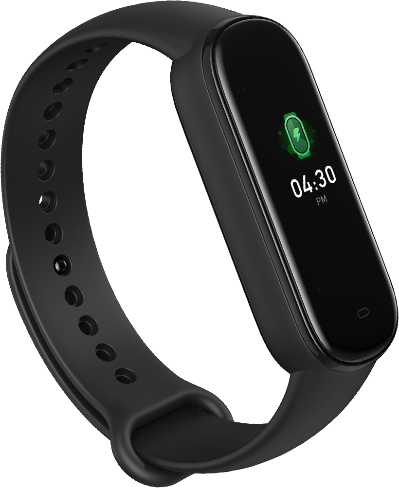 Amazfit Band 5 with 25-day Battery Life in Power-Saing mode