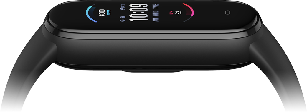 Amazfit Band 5 - HD Screen Display