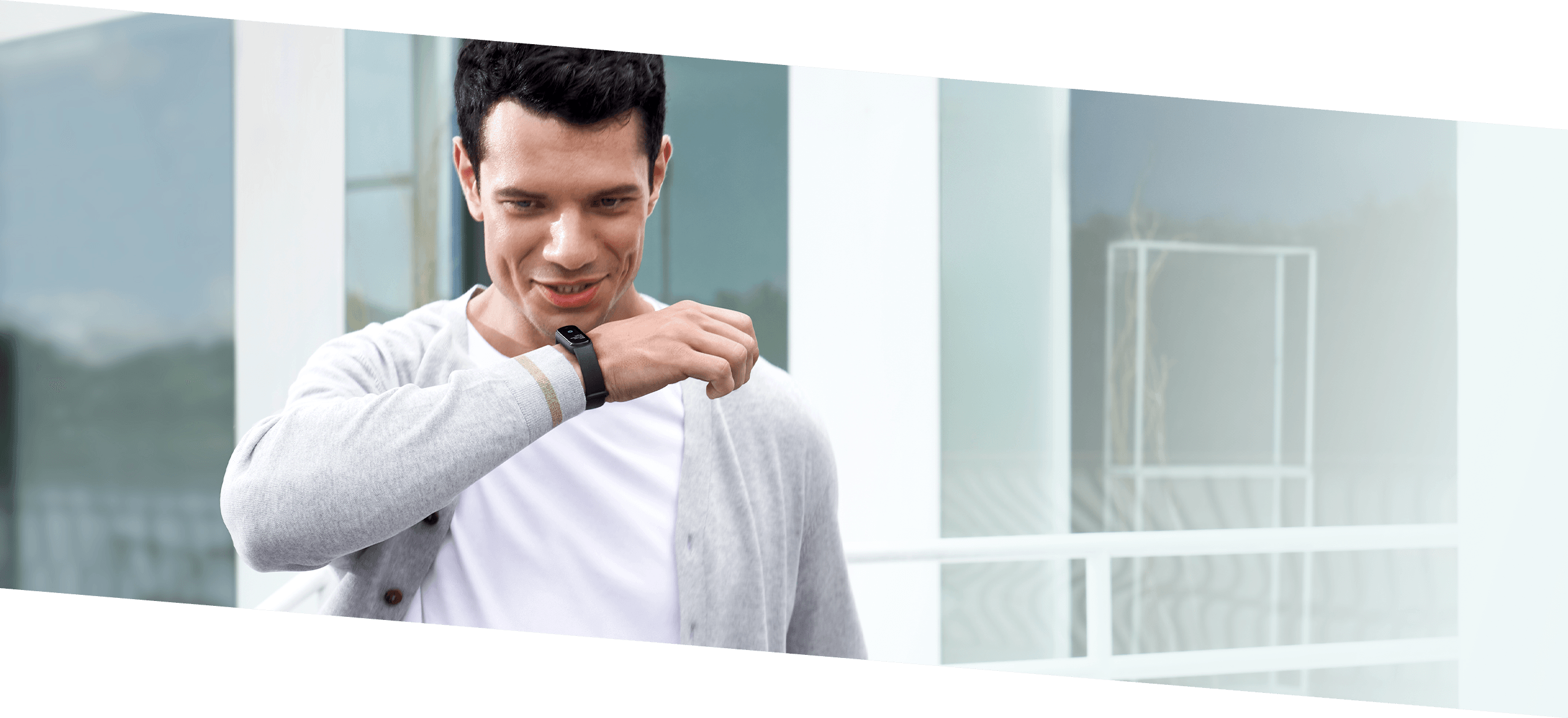 Amazfit Band 5 - Using Alexa