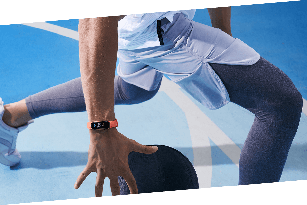 Amazfit Band 5 - Basketball